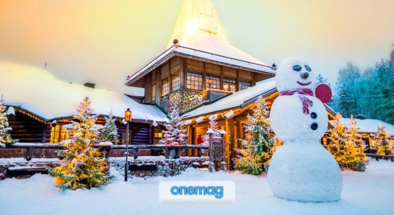 Guida turistica di Rovaniemi, Finlandia, la città di Babbo Natale