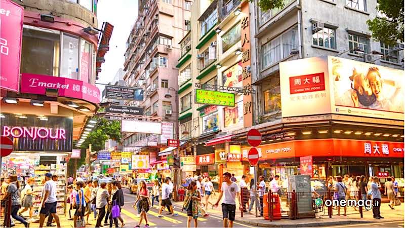 Cosa vedere a Hong Kong, Tsim Sha Tsui
