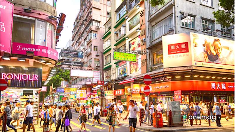 Hong Kong, Tsim Sha Tsui