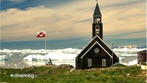 Ilulissat, Chiesa