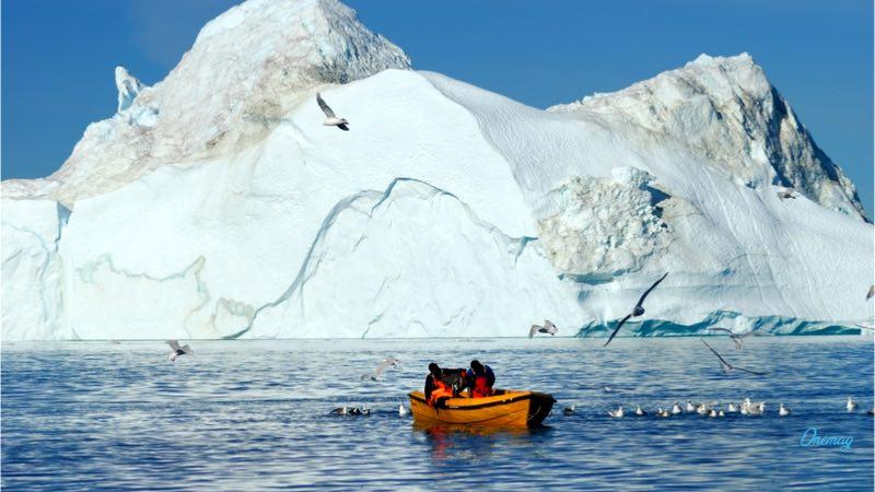 Ilulissat Kangerlua, Groenlandia