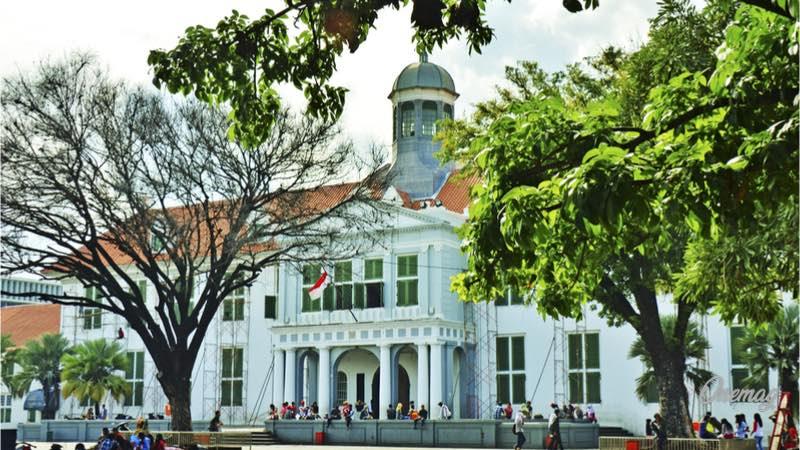 Jacarta, la megalopoli indonesiana