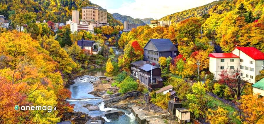 Cosa vedere in Giappone, Jozankei Onsen