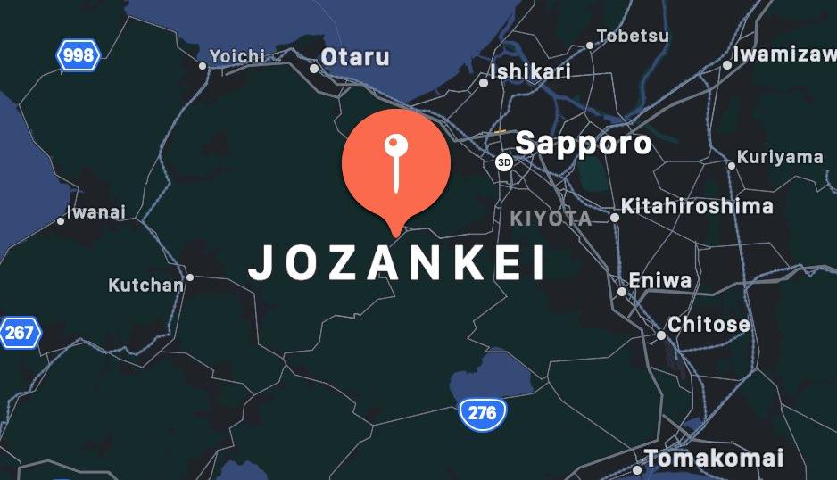 Cosa vedere in Giappone, Jozankei