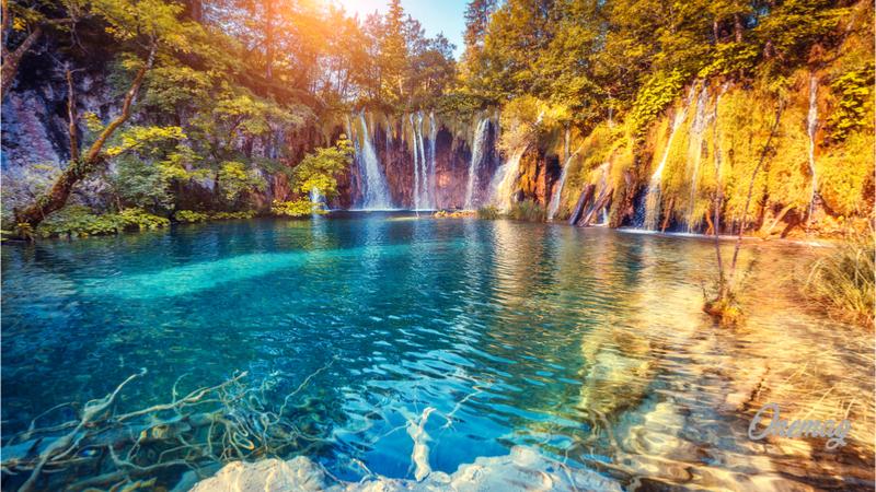 Meraviglie del mondo, Laghi di Plitvice, Croazia