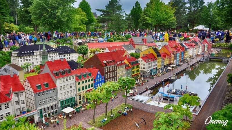I luoghi da visitare in Danimarca, Legoland di Billund