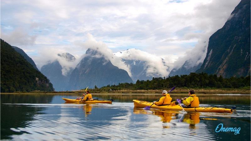 Meraviglie del mondo, Milford Sound, Nuova Zelanda