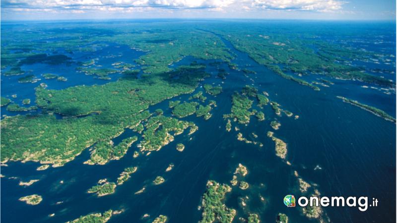 Parco nazionale delle isole della Georgian Bay