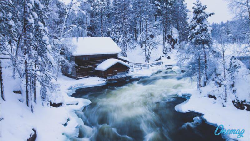 Finlandia, visitare Parco nazionale Urho Kekkonen