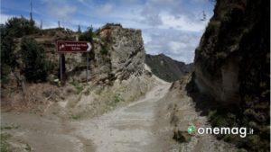 Quilotoa Loop sentiero