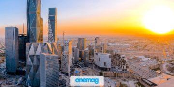 Riyad, la capitale dell'Arabia Saudita