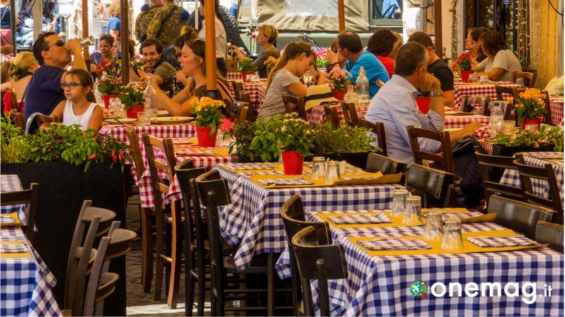La gastronomia di Roma