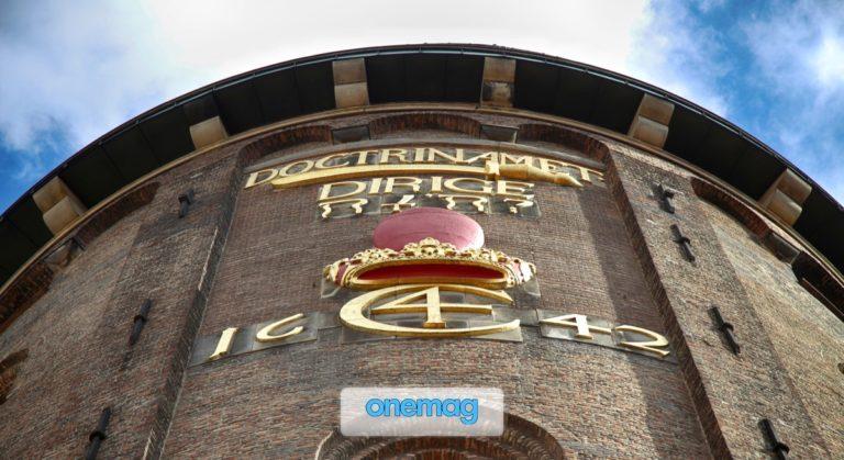Rundetaarn di Copenhagen
