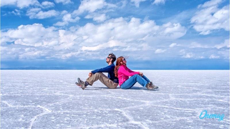 Meraviglie del mondo, Salar De Uyuni, Bolivia