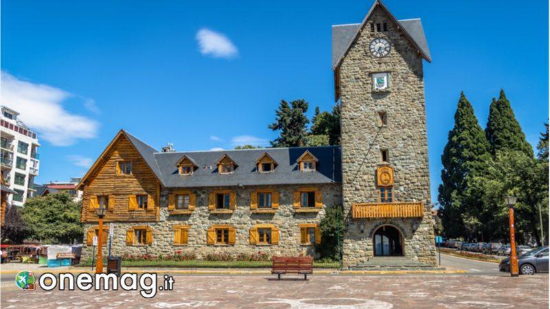 Il centro civico di San Carlos de Bariloche