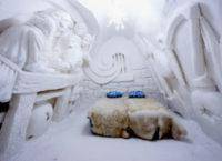 Castello di neve di Kemi