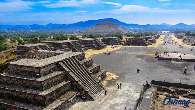 I più bei siti archeologici del mondo, Teotihuacan