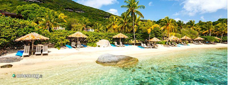 Virgin Islands, spiaggia