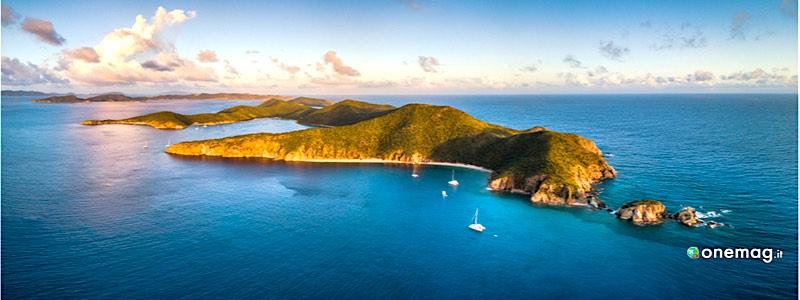 Virgin Islands, veduta