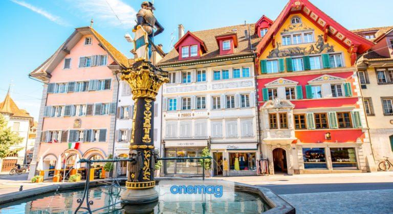 Weekend di Novembre in Svizzera
