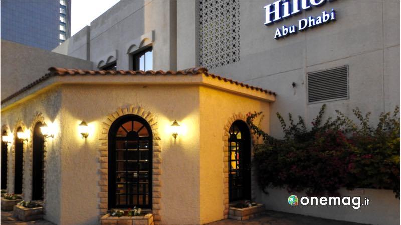 Abu Dhabi, Hilton