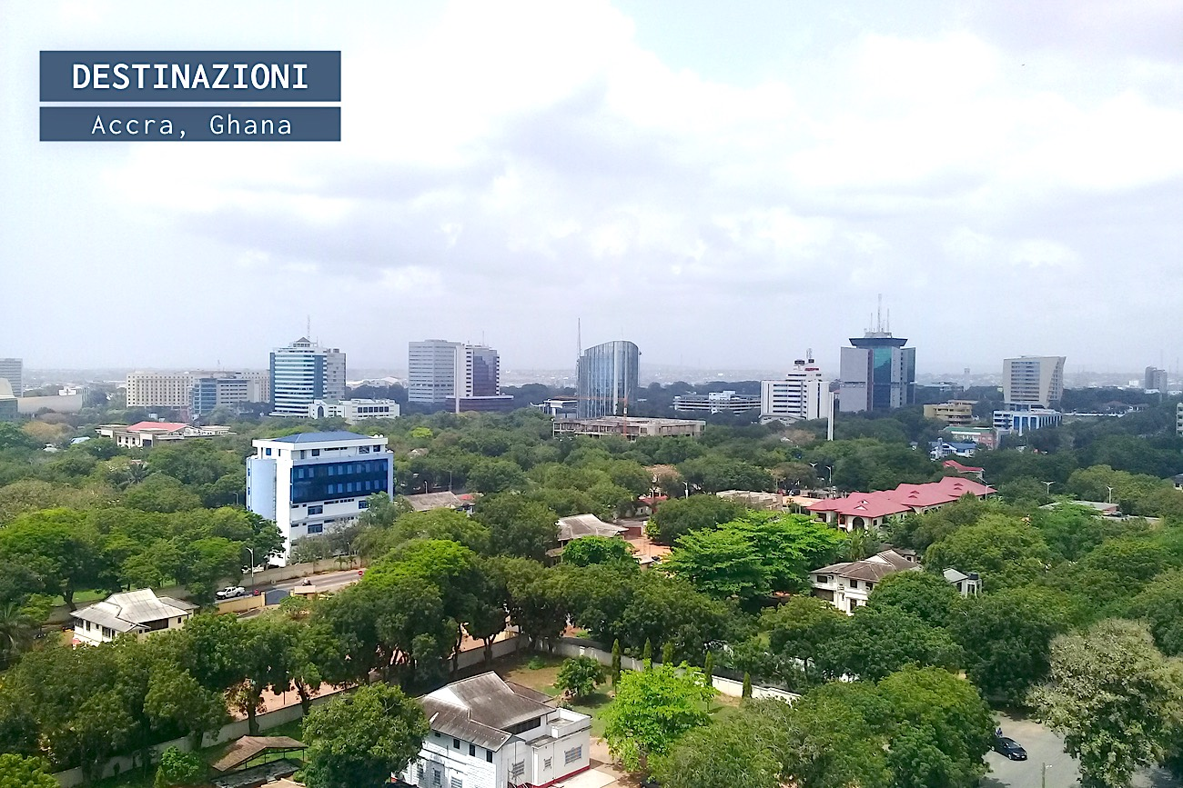Cosa vedere a Accra, Ghana