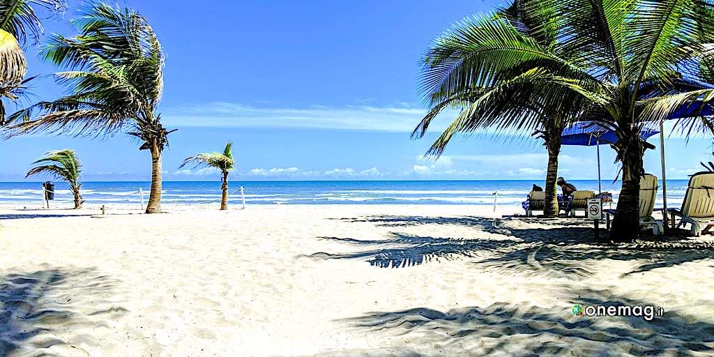 Accra, spiaggia