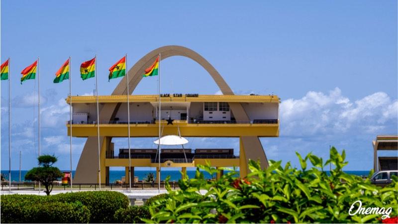 Accra, la capitale della Costa d'Oro africana