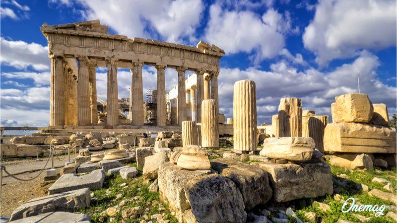 I più bei siti archeologici del mondo, Acropoli di Atene
