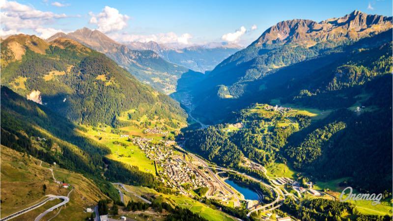 Weekend in Svizzera, Airolo