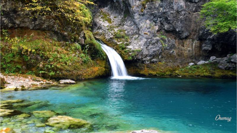 Albania, luoghi indimenticabili, Blue Eye Spring