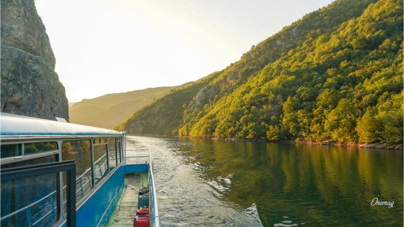 Albania, luoghi indimenticabili, Lago Koman