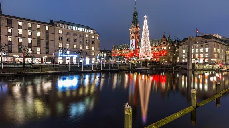 Mercatini di Natale ad Amburgo