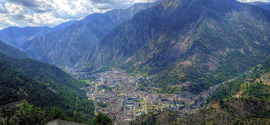 Cosa vedere ad Andorra, veduta