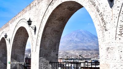 Cosa vedere ad Arequipa, Arequipa-Mirador di Yanahuara