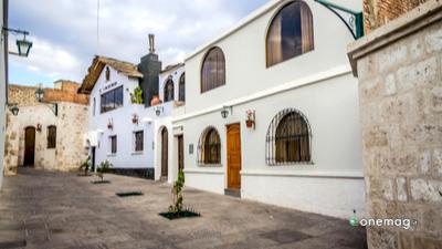 Cosa vedere ad Arequipa, barrio di San Lázaro