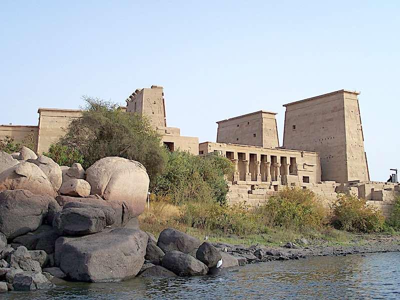 Aswan. Egitto