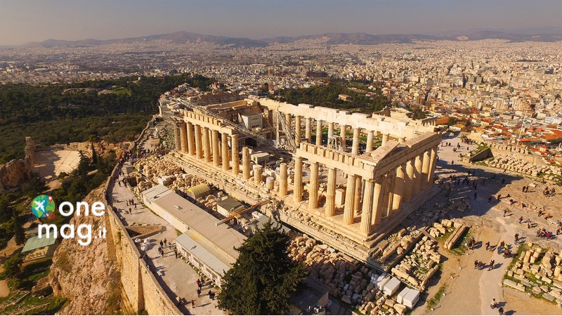 Atene, Pantheon