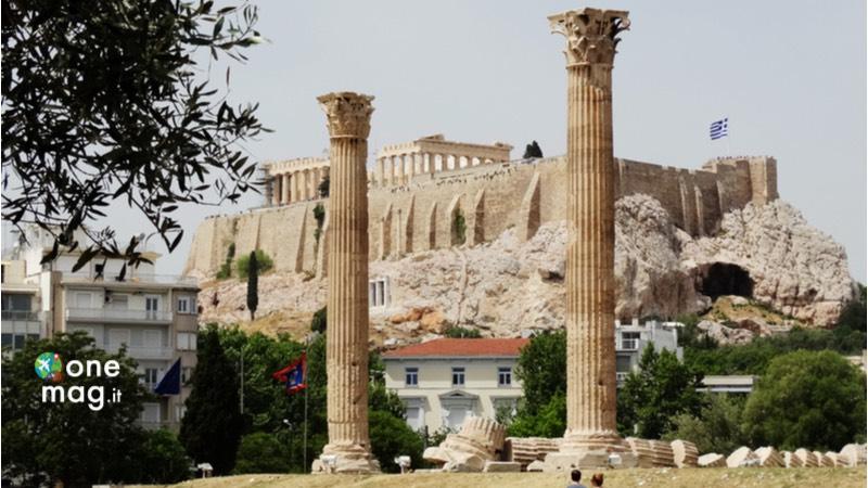 Atene, Tempio di Zeus