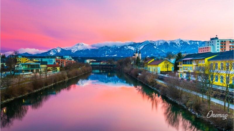 Weekend in Austria, Villach