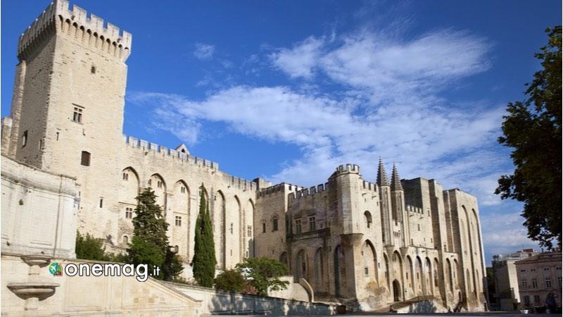 Avignone, mercatino di natale