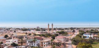 Banjul, la città destinata a scomparire