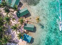 Barriera Corallina Mesoamericana, Caraibi