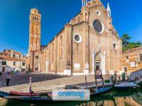 Basilica dei Frari, il complesso religioso di Venezia