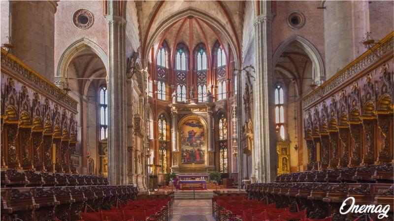 La Basilica dei Frari, un gioiello di Venezia