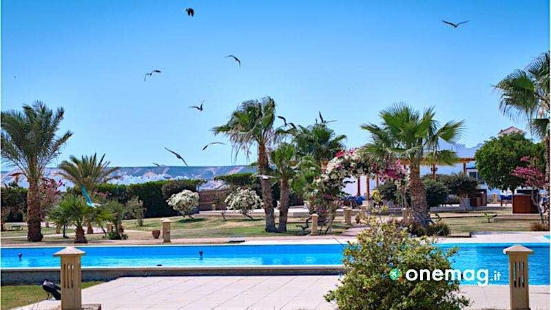 Berenice, Resort