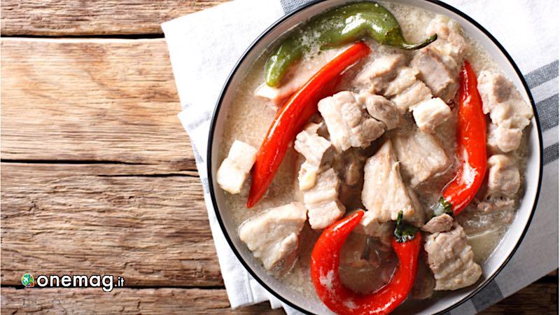 La gastronomia delle Filippine, Bicol Express
