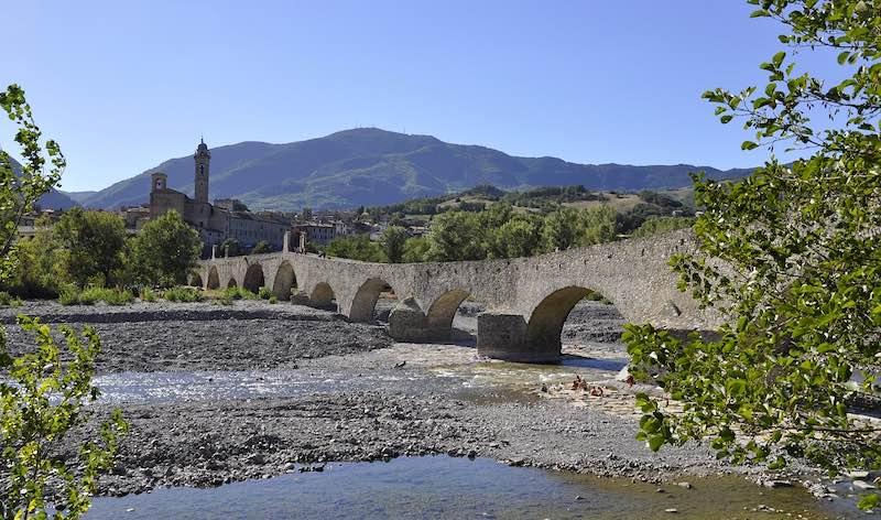 Bobbio, il Ponte del Diavolo