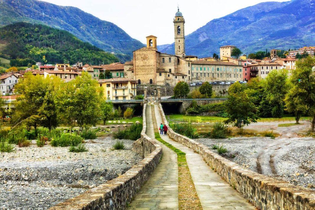 Bobbio, il borgo medievale di Piacenza