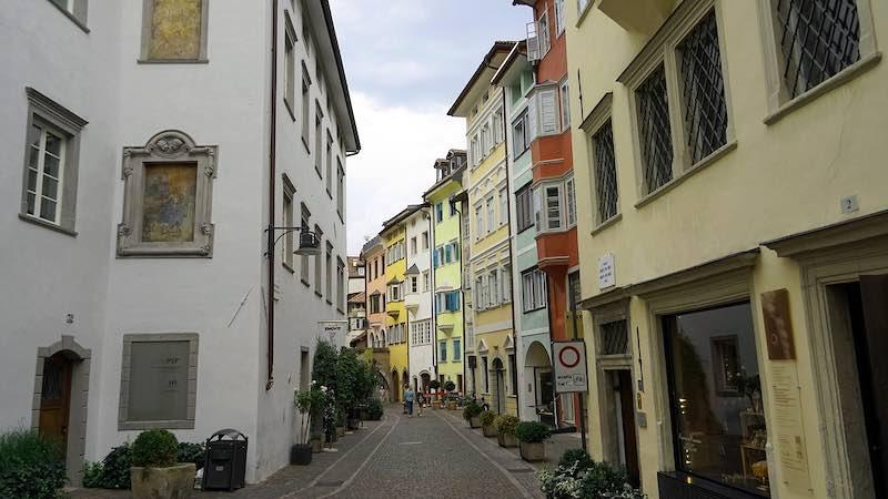 Cosa vedere a Bolzano, centro storico